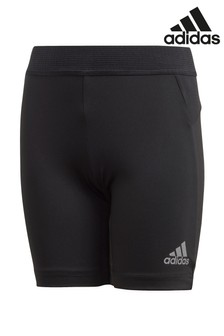 adidas Black Tech Shorts