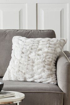 Gabriella Faux Fur Cushion