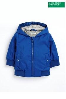 Benetton Blue Coat