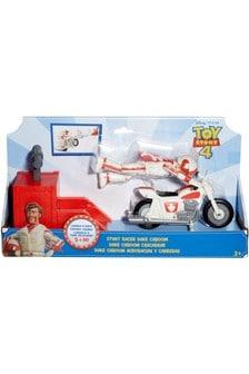 Disney Pixar Toy Story Stunt Racer Duke Caboom Action Figure