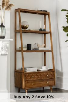 Lloyd Storage Ladder Shelf