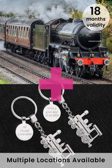 The Perfect Gift for Steam Train Enthusiasts Gift Experience by