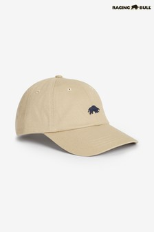Raging Bull Tan Signature Baseball Cap
