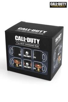 Black Call of Duty Cold Changing Mug