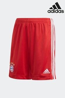 adidas Bayern Munich Home 20/21 Football Shorts