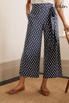 Boden Blue Caithness Trousers