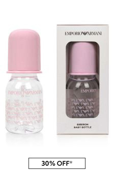 Pink Small Baby Bottle (125 ml)