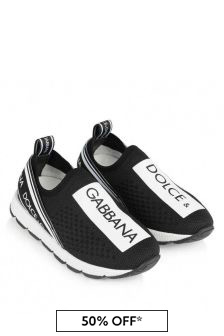 Dolce & Gabbana Kids Slip-On Trainers