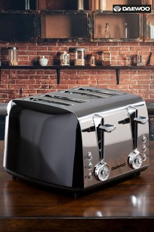 Daewoo Kingsbury 4 Slot Toaster