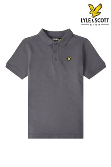Lyle & Scott Grey Classic Poloshirt