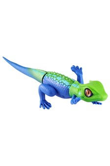 Robo Alive Lurking Lizard – Blue