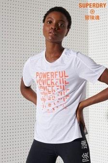 Superdry Sport Training Tech Touch T-Shirt
