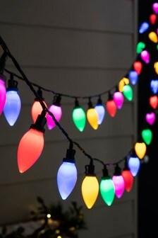 100 Bright Line Lights