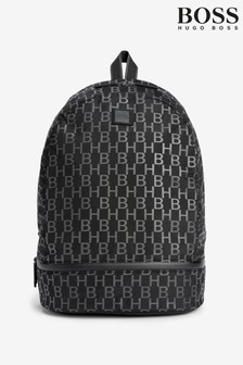 BOSS Black Pixel Backpack