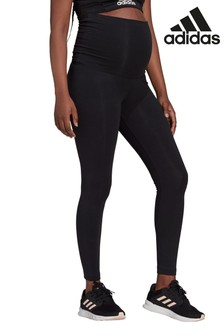 adidas Cotton Maternity HIgh Waisted Leggings