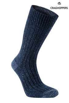 Craghoppers Blue Glencoe Walk Socks