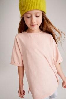 Pink Oversize T-Shirt (3-16yrs)
