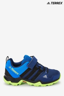 adidas Terrex Blue AX2R Junior & Youth Trainers