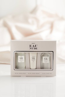Eau Nude Hand Cleansing Set