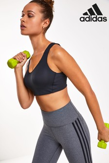 adidas Stronger For It Alpha Sports Bra