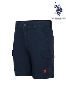 U.S. Polo Assn. Longline Cargo Shorts