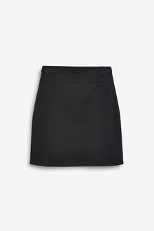 Black Jersey Pencil Skirt (3-16yrs)
