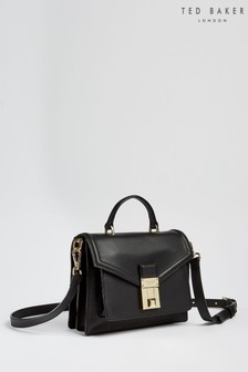 Ted Baker Kimmiee Luggage Lock Mini Satchel