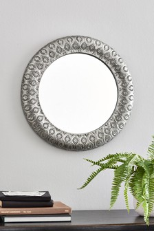 Marrakesh Round Mirror