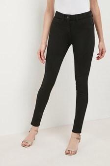 Forever Black 360° Super Skinny Jeans