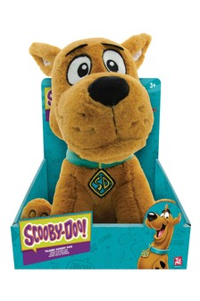 Scooby Doo Movie Line: 11 Scooby Doo Singing And Talking Plush Toy