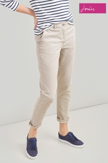 Joules Cream Hesford Chinos