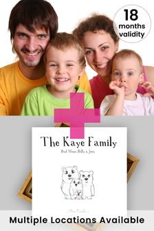 The Perfect Gift for Treasured Family Moments Gift Experience by