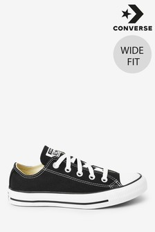 Converse All Star Wide Ox Trainers