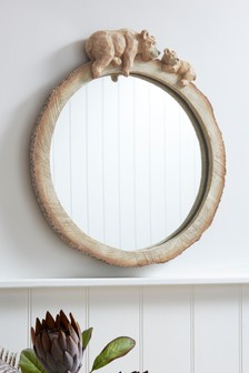 Barnaby Bear Mirror