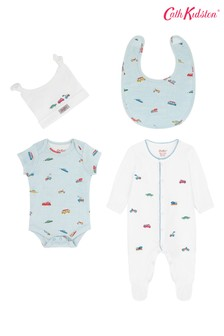 Cath Kidston® Spaced Garage Station Four Pack Baby Starter Set
