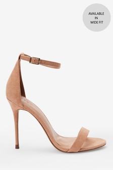 Nude Emma Willis Barely There Sandals