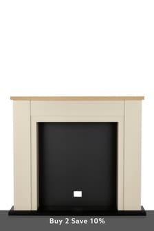 Cream Malvern Fireplace Surround