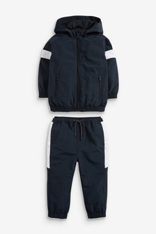 Navy Tracksuit (3mths-7yrs)