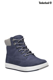 Timberland® Davis Square 6 Inch Nubuck Boots