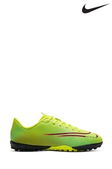 Nike Yellow Mercurial Vapor 13 Academy Dynamic Fit Turf Junior And Youth Football Boots