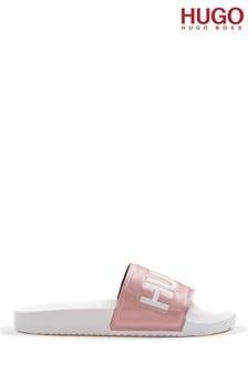 HUGO Pink Time Out Sliders