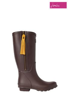 Joules Brown Collette Wellies