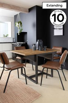Bronx 2-4 Extending Dining Table