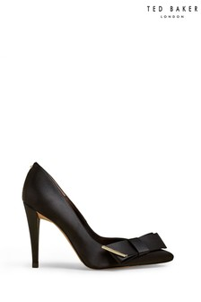 Ted Baker Black Zafia Court Shoes