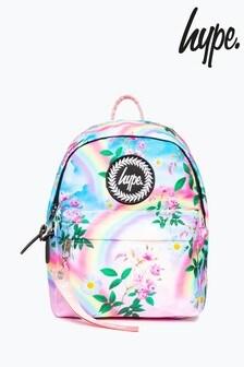 Hype. Multi Daisy Rainbow Mini Backpack