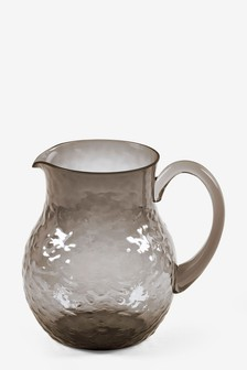 Faceted Jug