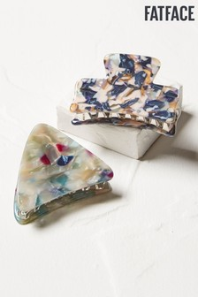 FatFace Hair Clips Two Pack