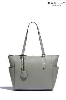 Radley London Silk Street Large Zip Top Tote