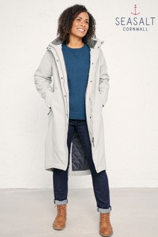 Seasalt Grey Janelle Coat