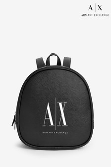 Armani Exchange Stud Backpack